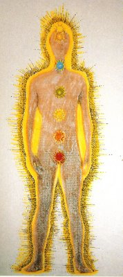 aura corps éthérique